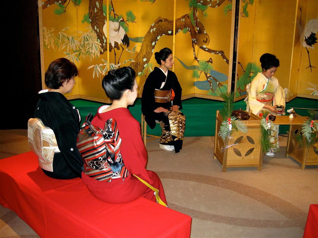 東藤間浩菊 半東水谷雅由(京王プラザホテル)