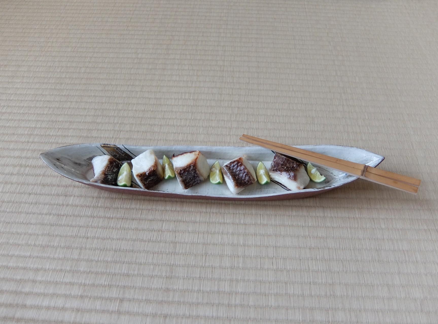 真鯛塩焼き