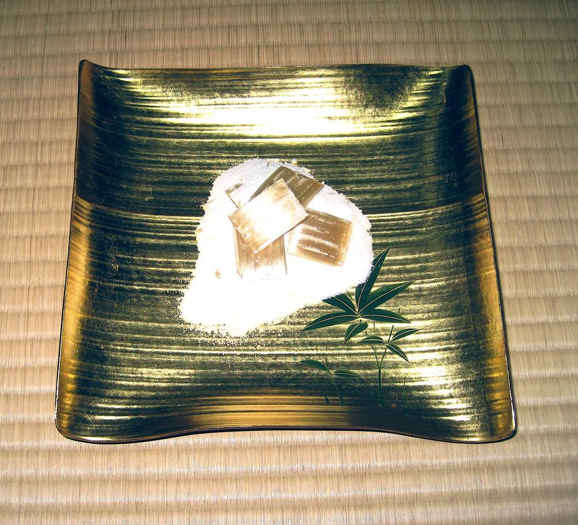 仙台 霜柱