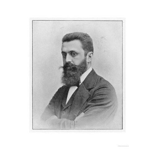 Teodor Herzl 1860-1904
