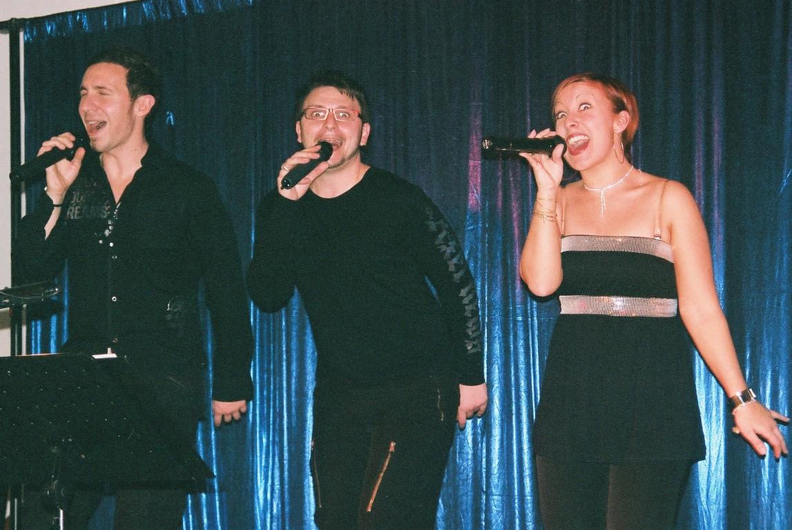 Tu t'es vu quand tu chantes!
