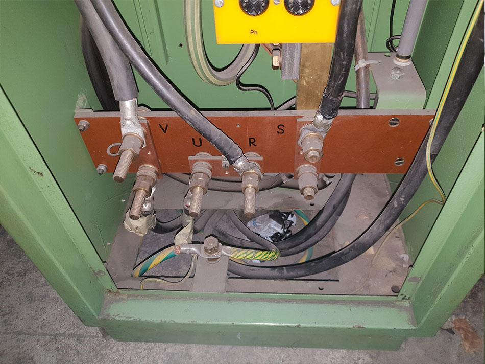 Punktschweissmaschine Schlatter PPF 15070