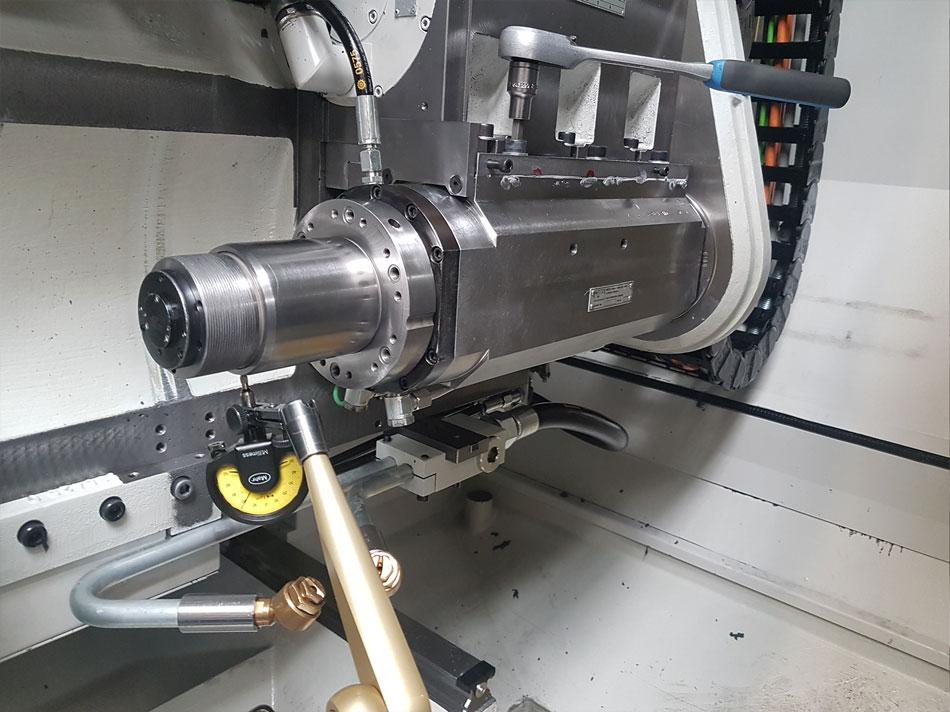 Profilschleifmaschine Gleason-Pfauter P 600/800 G