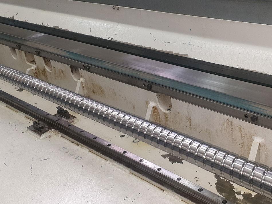 Fräsmaschine AXA VHC-3-5000 S