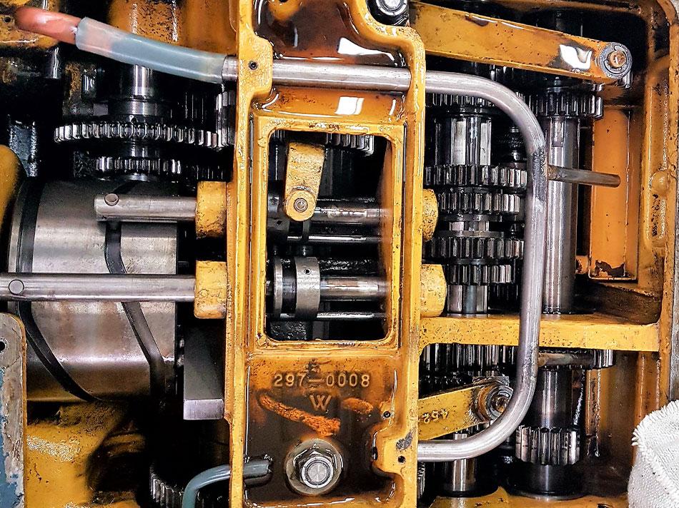 Drehmaschine Colchester Triumph 600