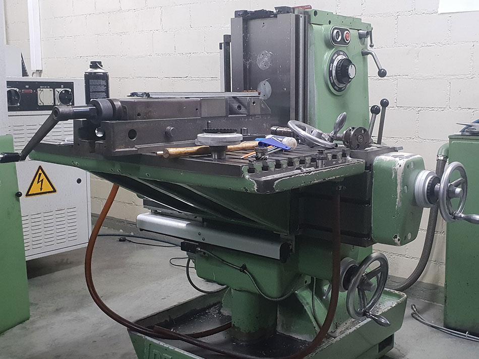Fräsmaschine Friedrich Deckel FP3