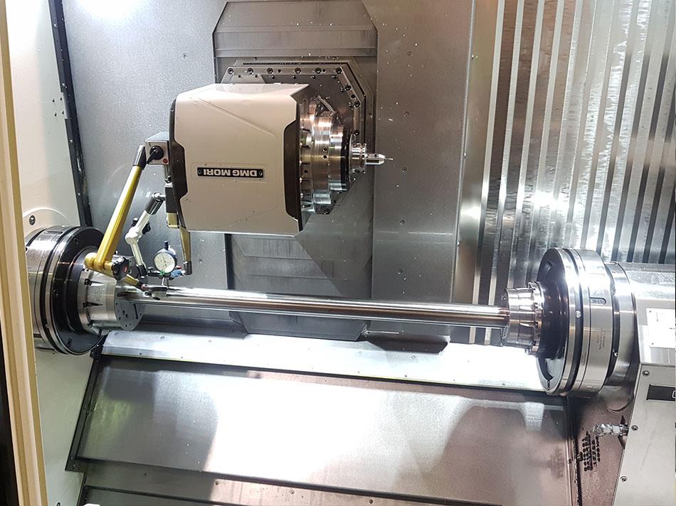 Drehmaschine DMG Gildemeister CTX BETA 1250