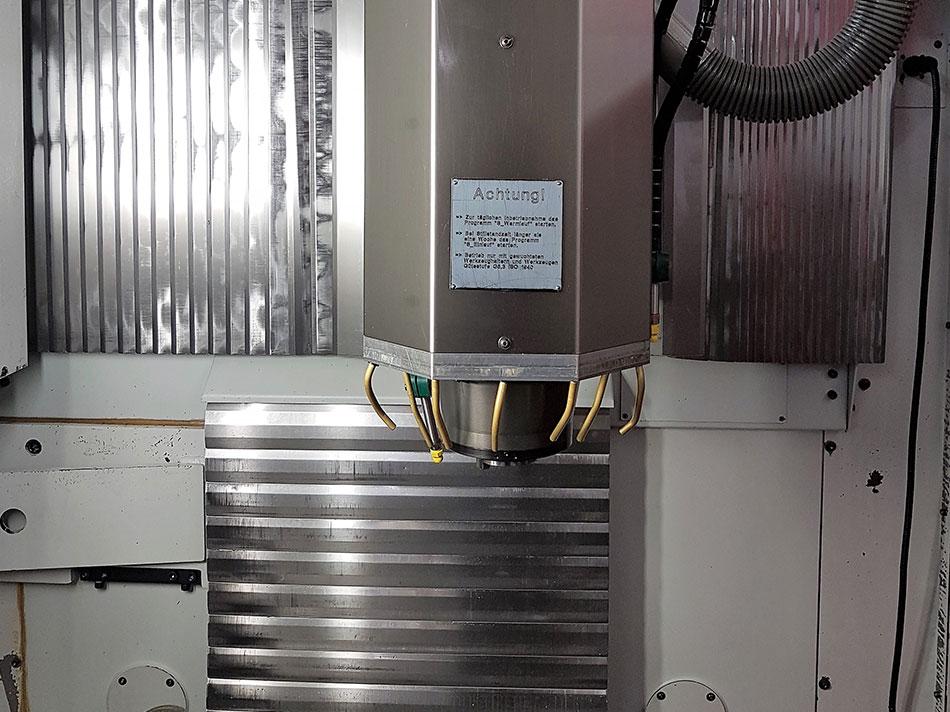 Fräsmaschine Kunzmann WF 650