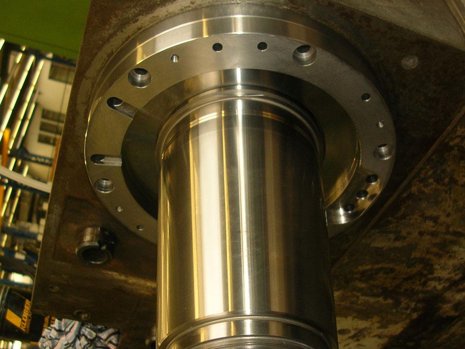 Rundschleifmaschine Schaudt A401 X 2000