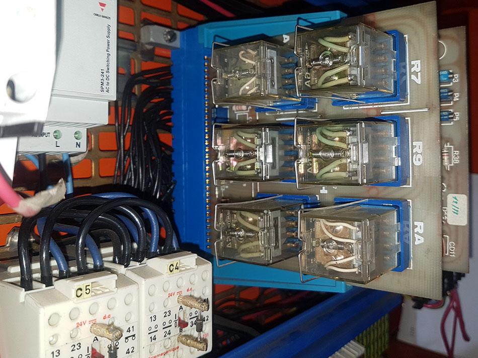 Schermaschine LVD MVS 31-8
