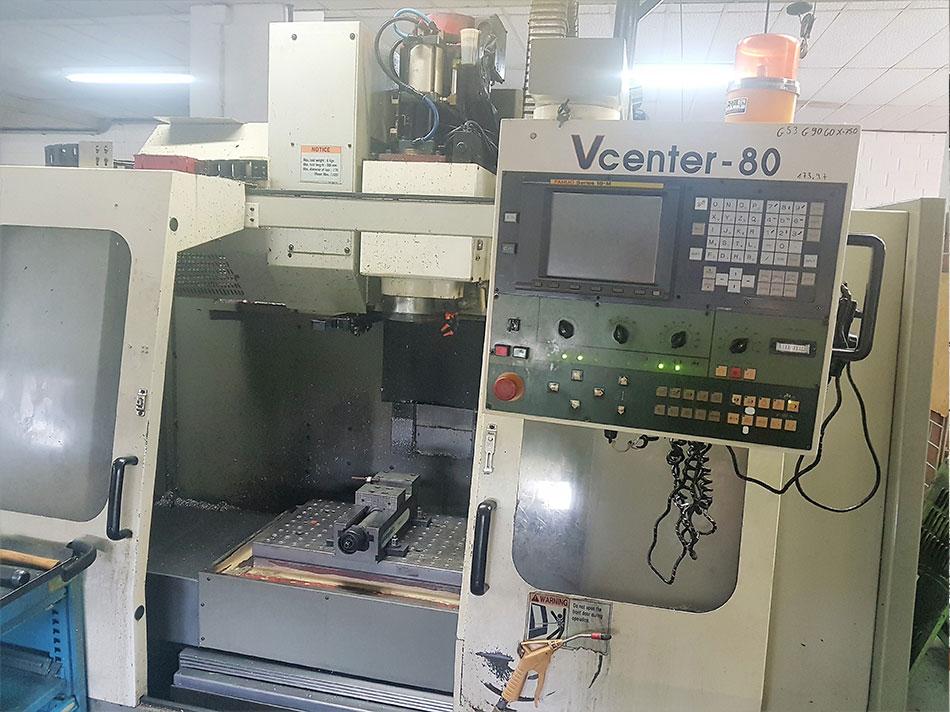 Fräsmaschine Viktor Vcenter-80