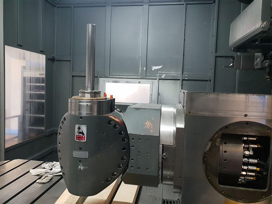 Fräsmaschine Goratu Máquinas Lagun GTM 2