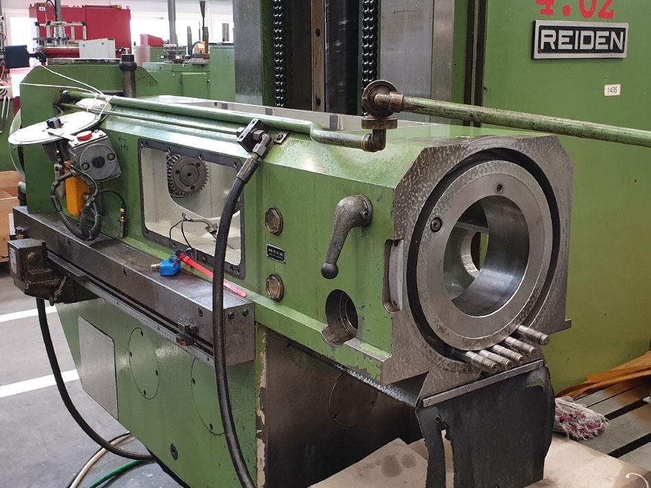Fräsmaschine Reiden BF4 S