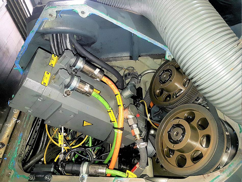 Fräsmaschine DMG DMC 80 U