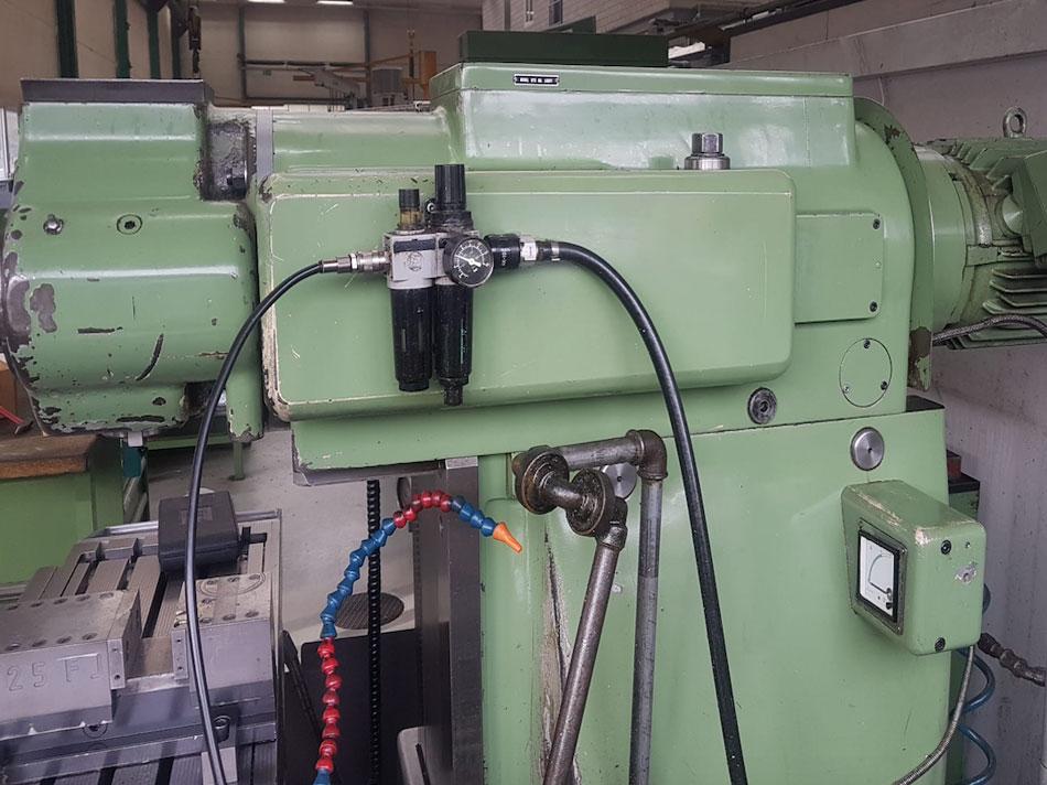 Fräsmaschine Reiden FU 150 A