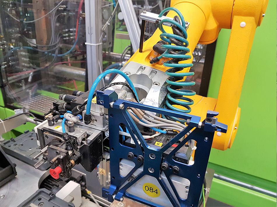 Industrieroboter Stäubli Roboter TX2-90