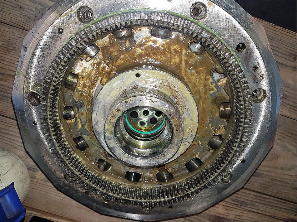 Drehmaschine Traub TNC 42-65DGY
