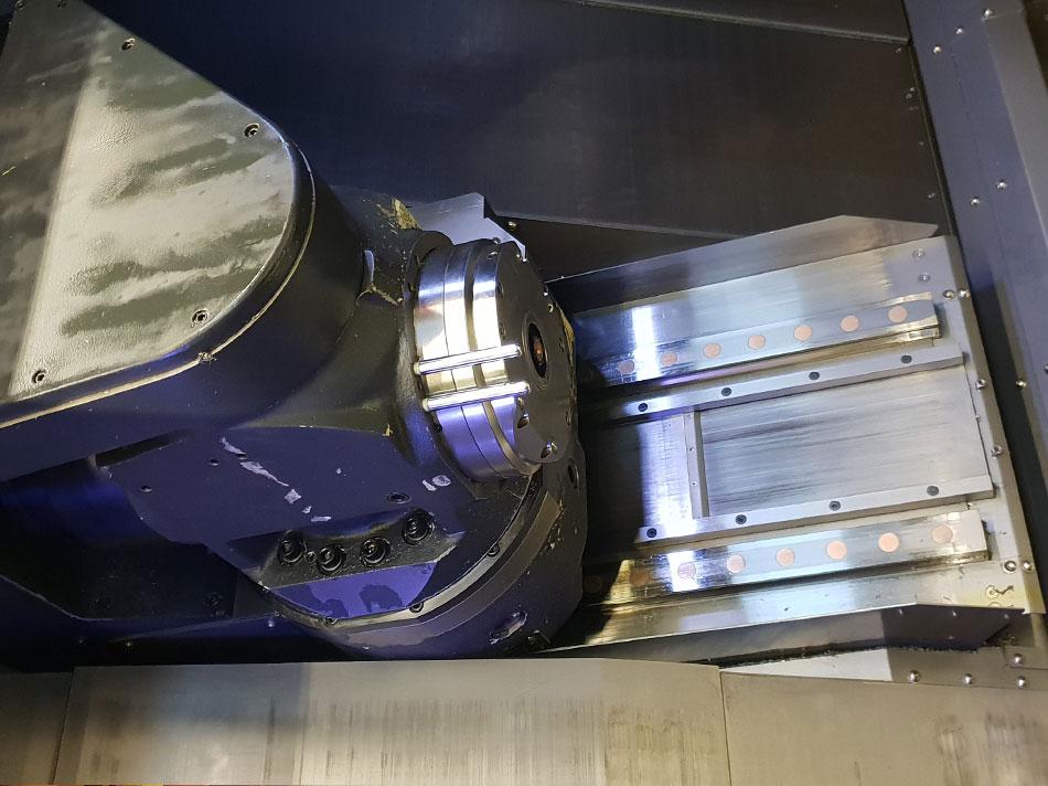 Drehmaschine Doosan Puma MX2100LST