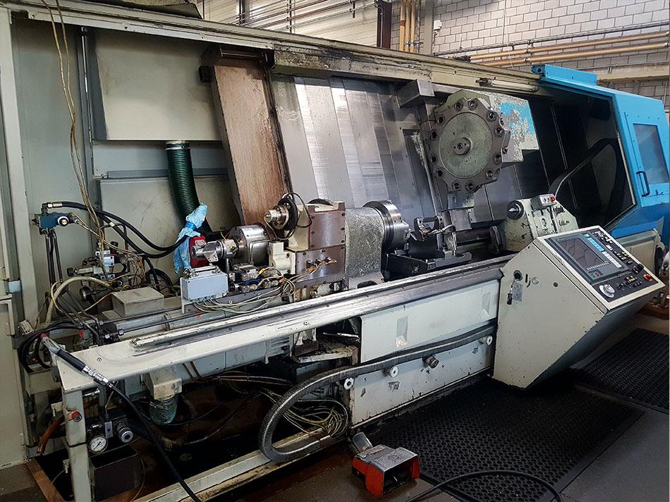 Drehmaschine Böhringer VDF 250C-U