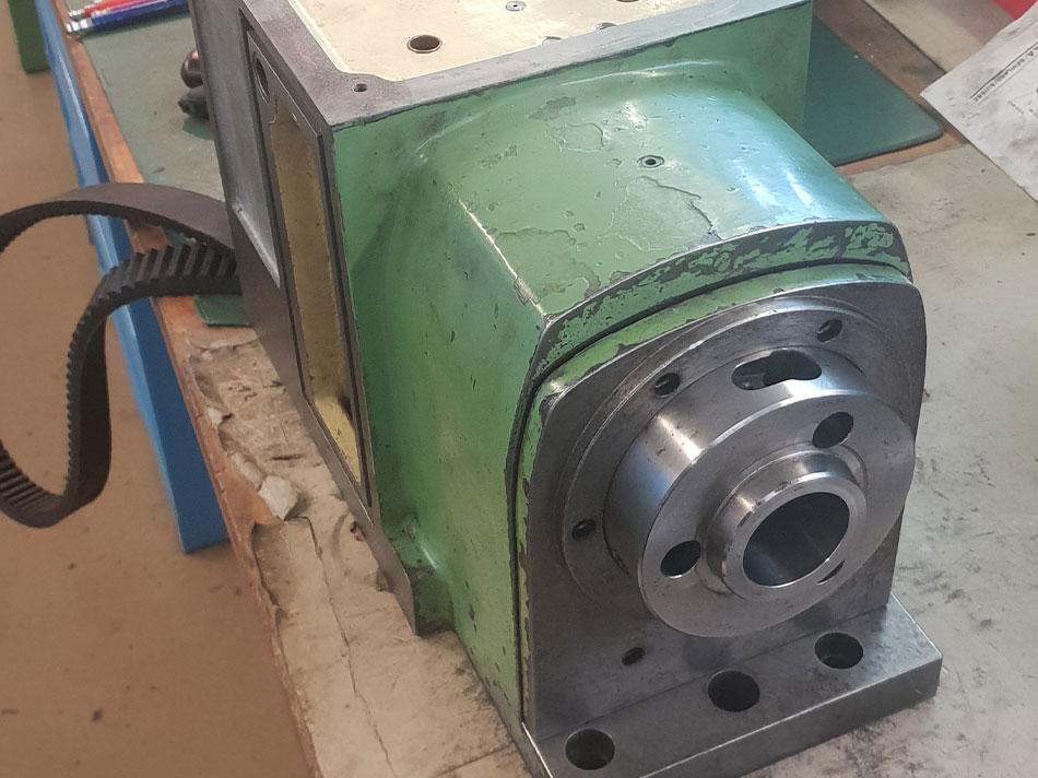 Drehmaschine Schaublin 135