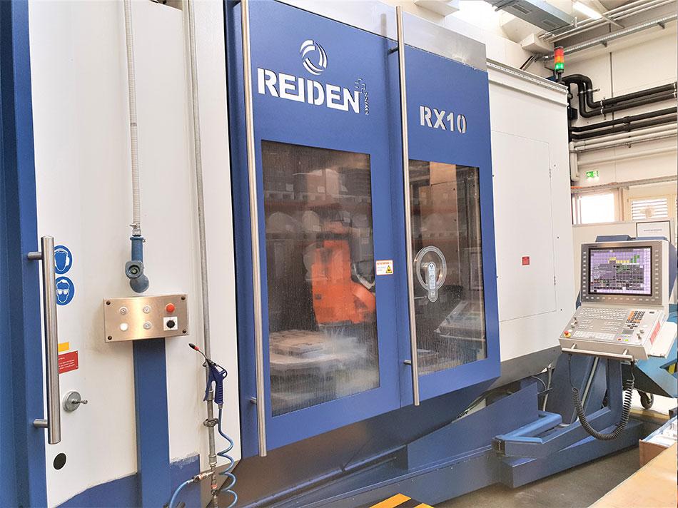 Fräsmaschine Reiden RX10