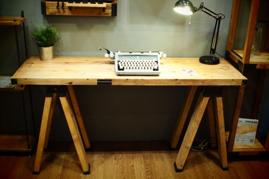 ソーホースブラケットで机を作る 画像2