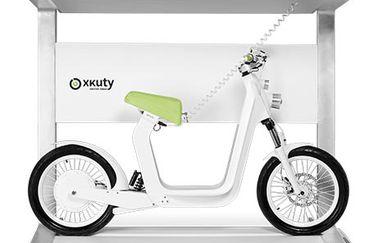 moto electrica xkuty