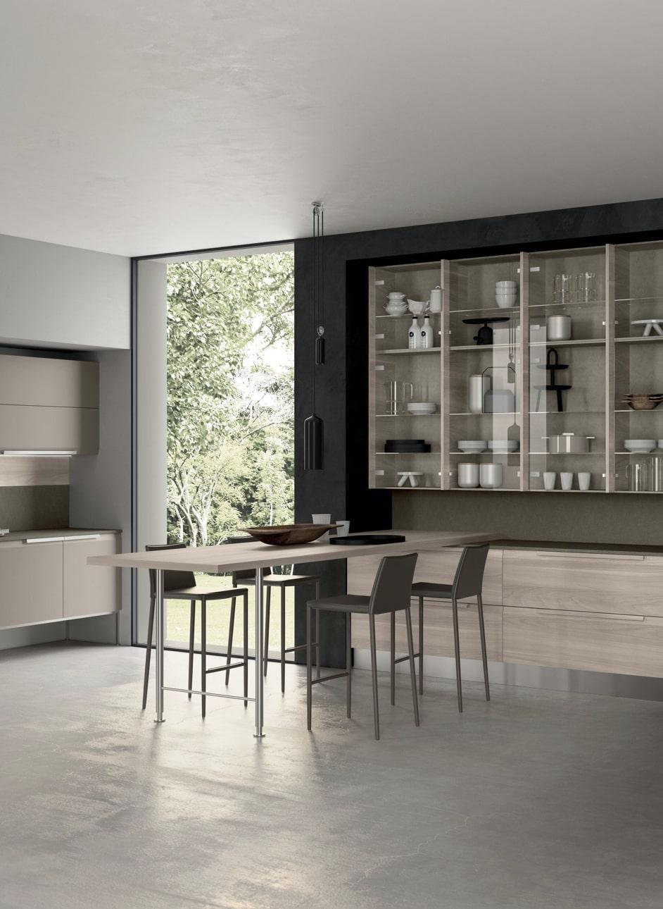 Cucina moderna Febal - modello Chantal