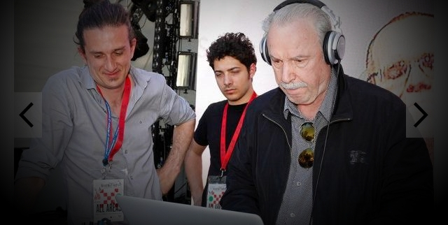 WIRED NEXT FEST 2016 - GIORGIO MORODER - Ableton Assistance