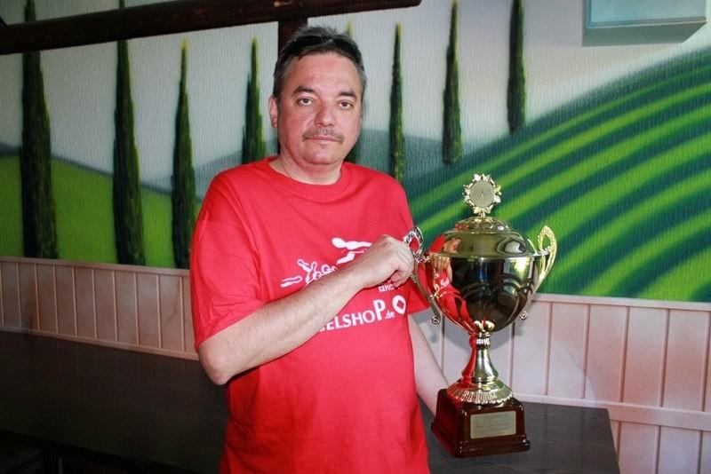 M.Sartor-Stifter der Wanderpokal für Mixed-Mannschaft