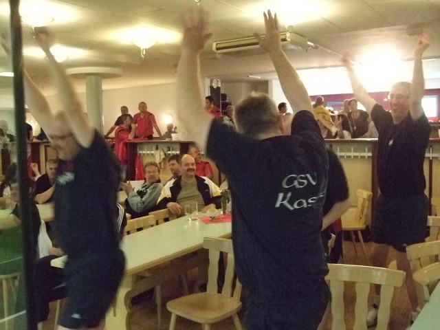 Hurra,hurra wir sind Deutscher Meister 2011