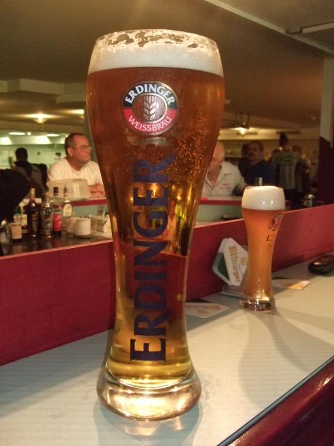3 Liter Glasbier
