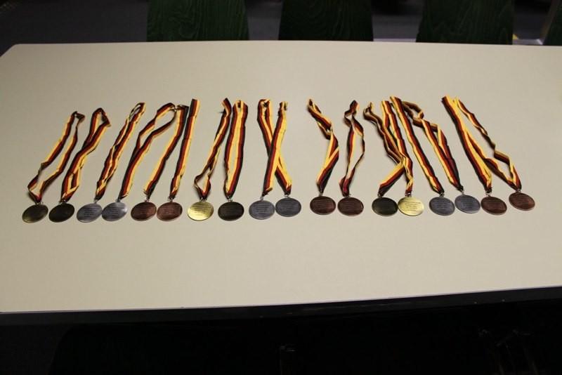DGS - Medaillen