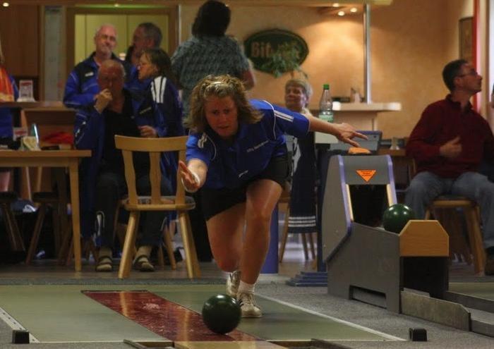 Damen-Rekordmeisterin: Helga Hiller (11x) (GSVg Saarbrücken)
