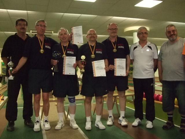 Deutscher Meister 2011 mit DR für GSV Kassel