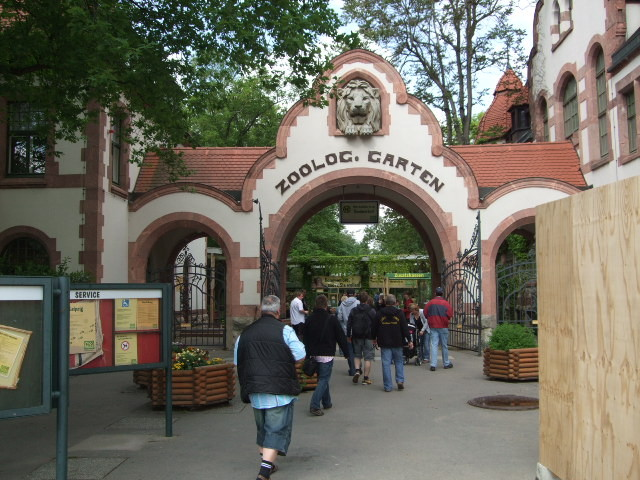 Zoo in Leipzig