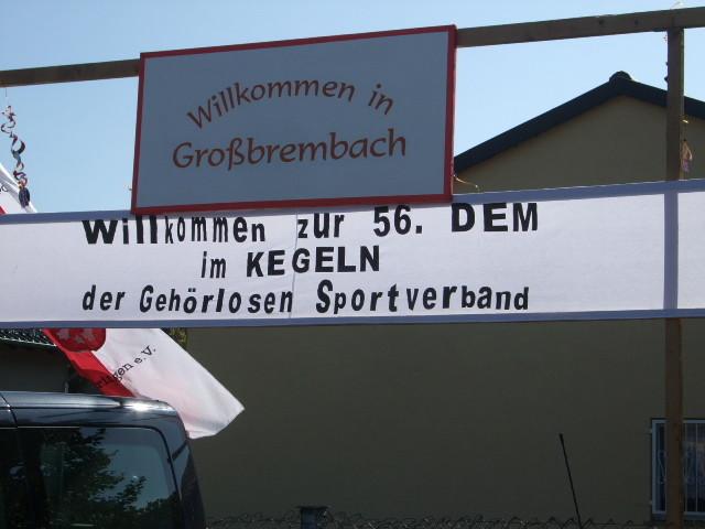 Keglerheim mit Siegerehrung