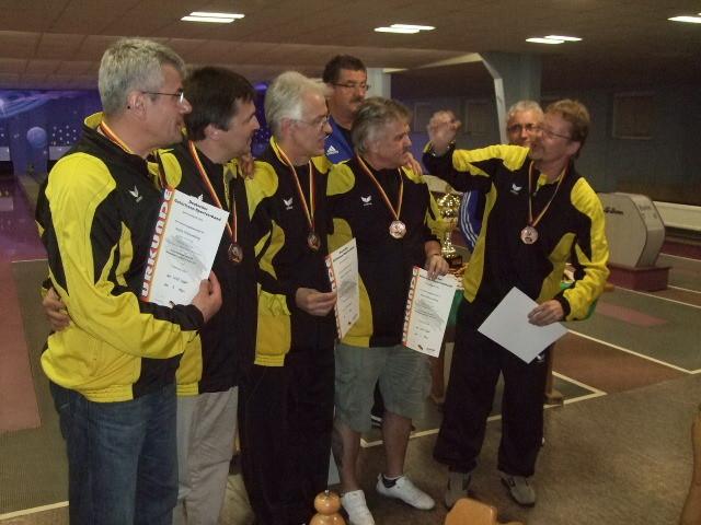 Senioren-Bronze für BW