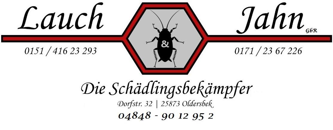 Kaufe-vor-Ort-Mitglied: Lauch & Jahn - Die Schädlingsbekämpfer