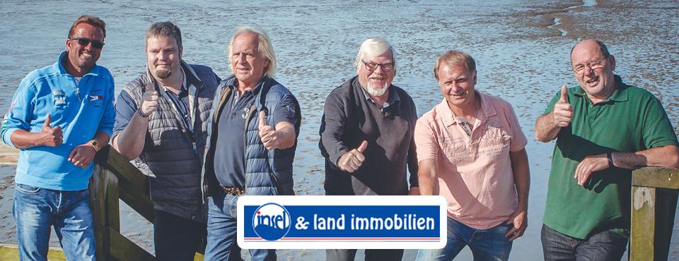 Kaufe-vor-Ort-Mitglied: Insel und Land- Immobilien