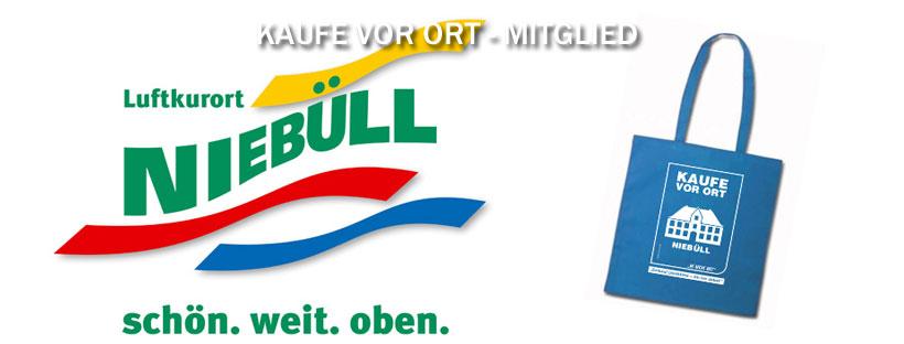 Kaufe-vor-Ort-Mitglied: HGV NIebüll