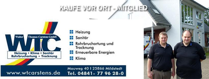Kaufe-vor-Ort-Mitglied: Walter-Thomas Carstens