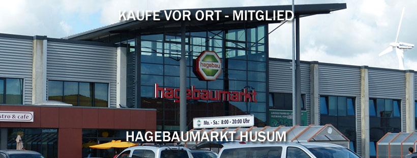 Kaufe-vor-Ort-Mitglied: hagebaumarkt husum