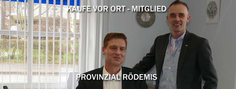 Kaufe-vor-Ort-Mitglied: Provinzial Husum-Rödemis