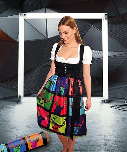 Textilien & Accessoires im Bereich Landhaus oder Tracht