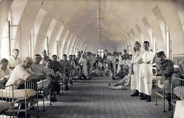 Hôpital militaire de Zuydcoote
