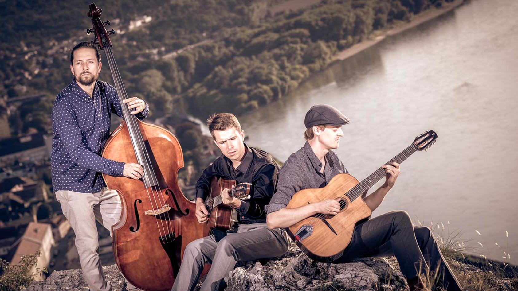 """Diknu Schneeberger Trio veröffentlicht """"Live From Porgy&Bess Jazz&Music Club"""""""