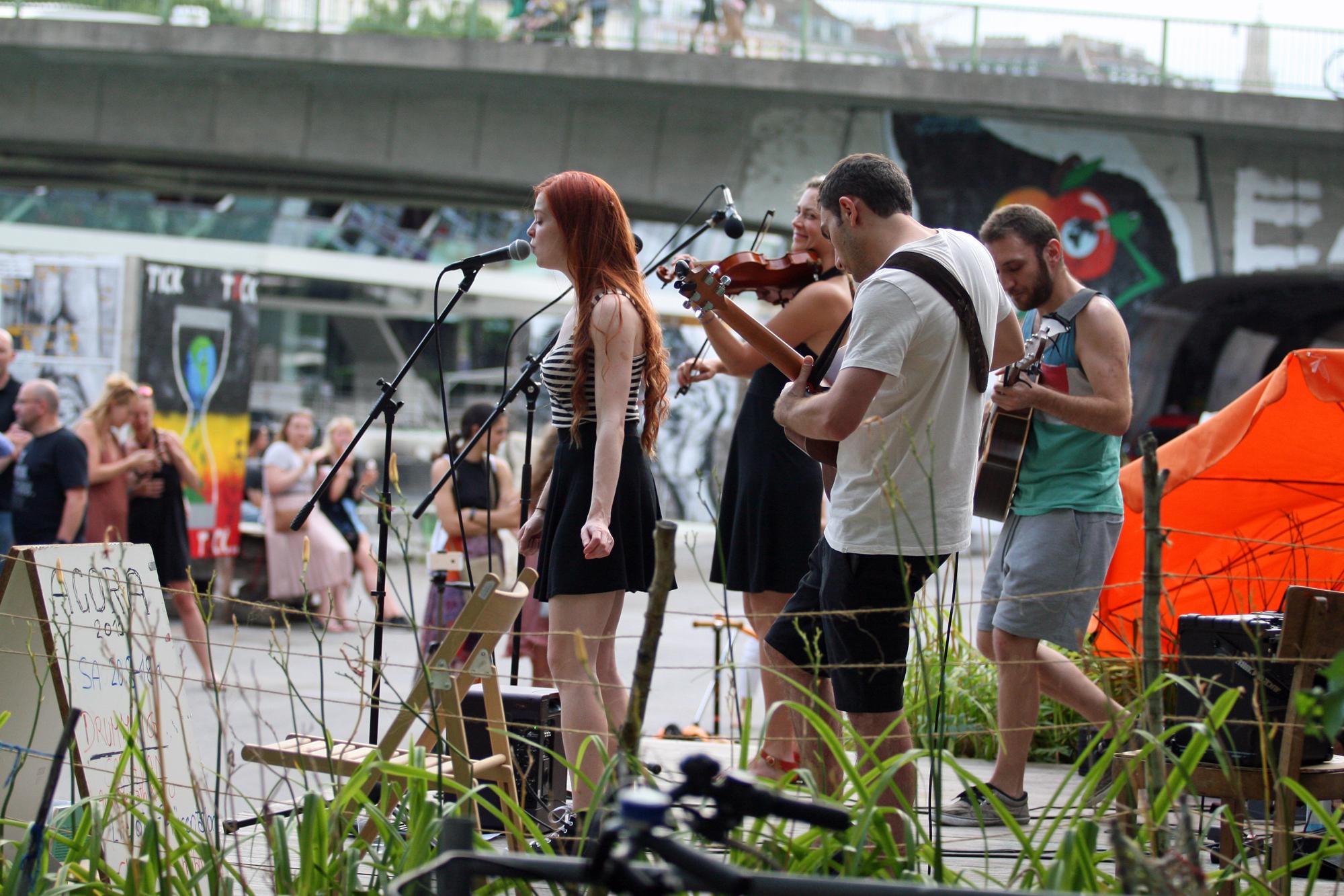 Even If @ Agora Donaukanal, 06.07.2019 (c) migglpictures