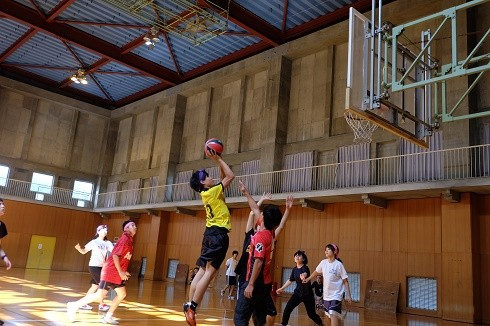 H27年 バスケットボール