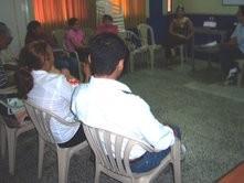Socialización de la Coalición de Género y Justicia 20 de febrero 2009